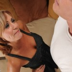 Felicity Rose wants to give her stepson a handjob