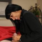 Isabella Montoya gives her stepson a handjob