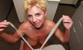 Taylor Lynn undressing her stepson