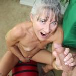 Leilani Lei jerks off her stepson while masturbating