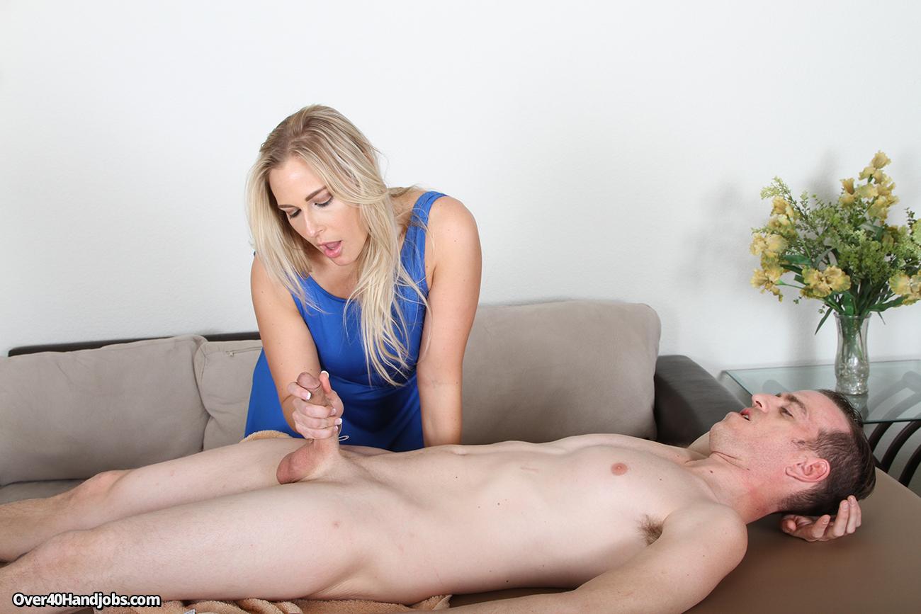 Consider, Girl massage naked balls