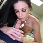 India Summer spits on cock