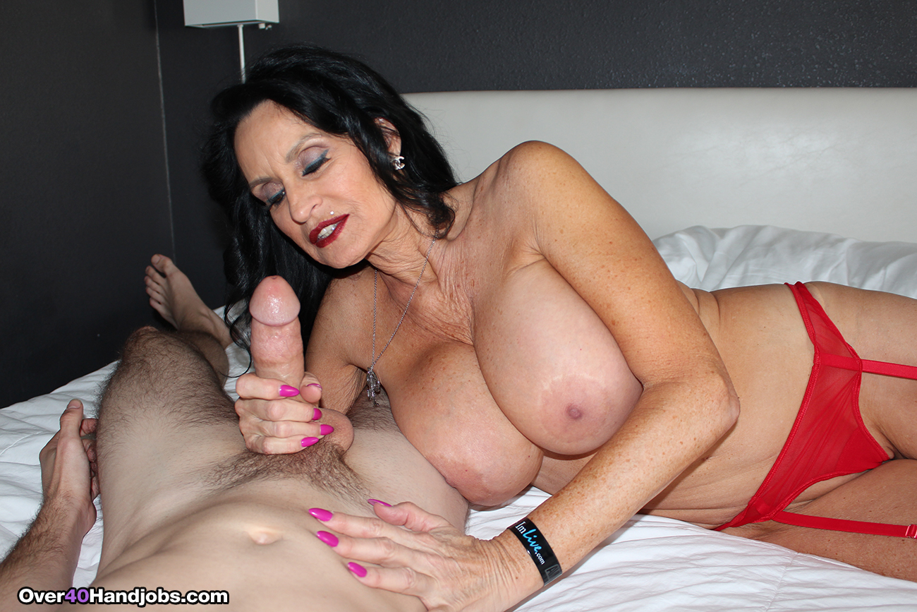 Gorgeous mature mom professional cock hunter 5