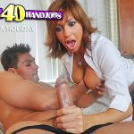 Tara Holiday is one sexy MILF in Porn
