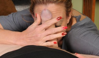 charli shay sniffing her stepson's cock