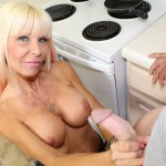 Kasey Storm Angrily Jerks Off Her Hubby