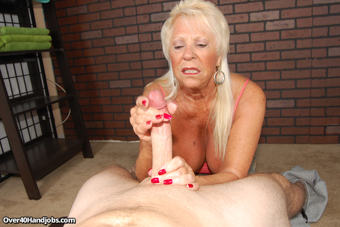 Mandi Mcgraw Jerks Off Her Stepson-7062