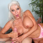 POV Handjob Video Of Sally d'Angelo Wanking Your Dick