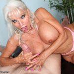 Sally D'Angelo Milks Your Cock POV-Style