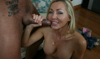 Lisa Demarco cumshot