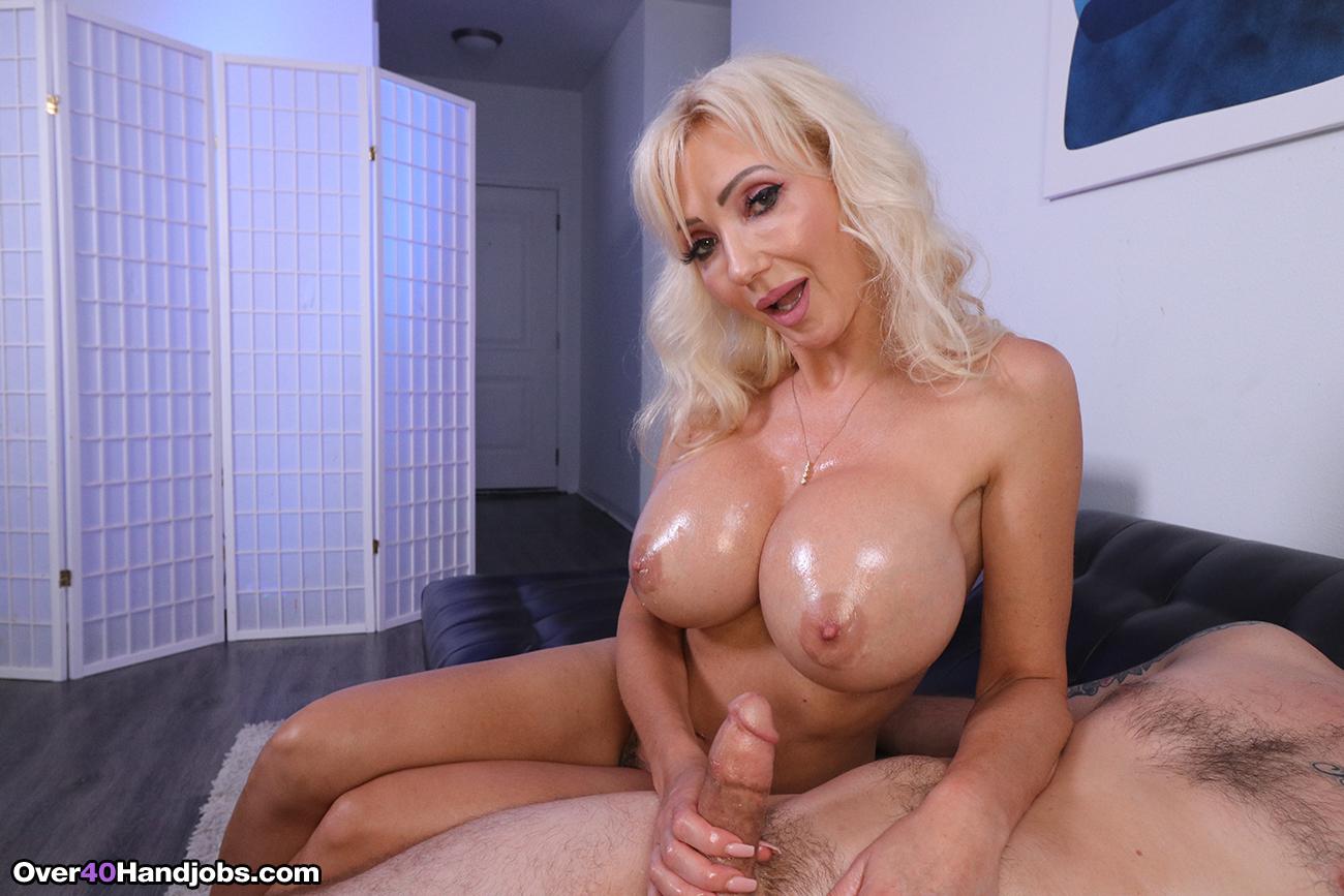 victoria lobov boobs and lube over40handjobs