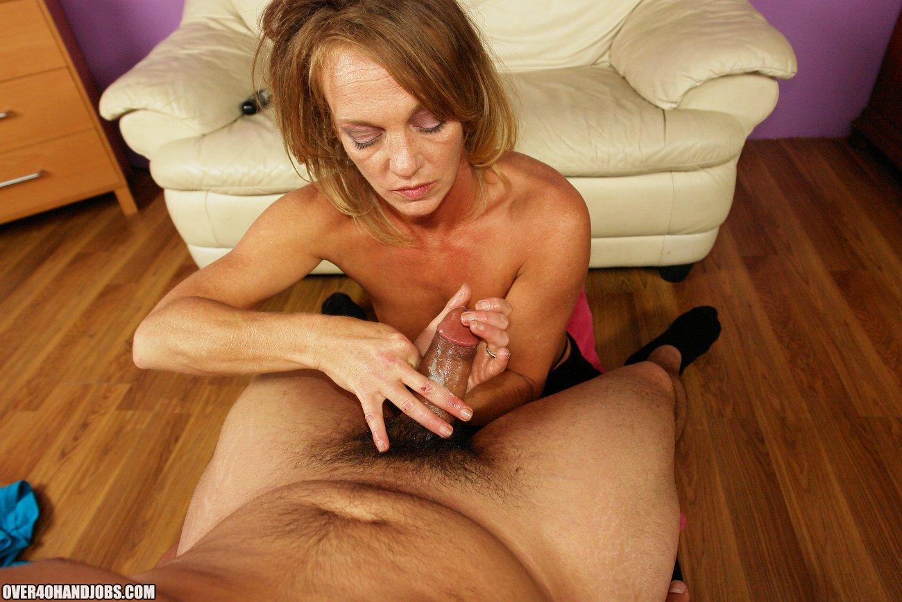 Hand job mom movie