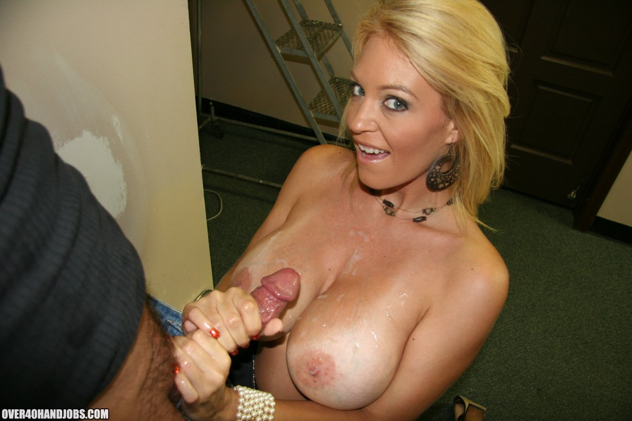Charlee Chase Spackle My Tits - Over 40 Handjobs Videos-5037