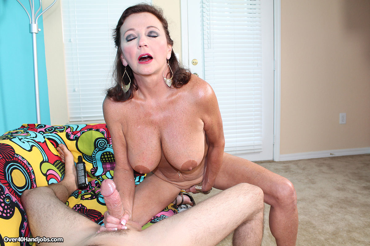 Its That Milf Feeling At Over40Handjobs-9792