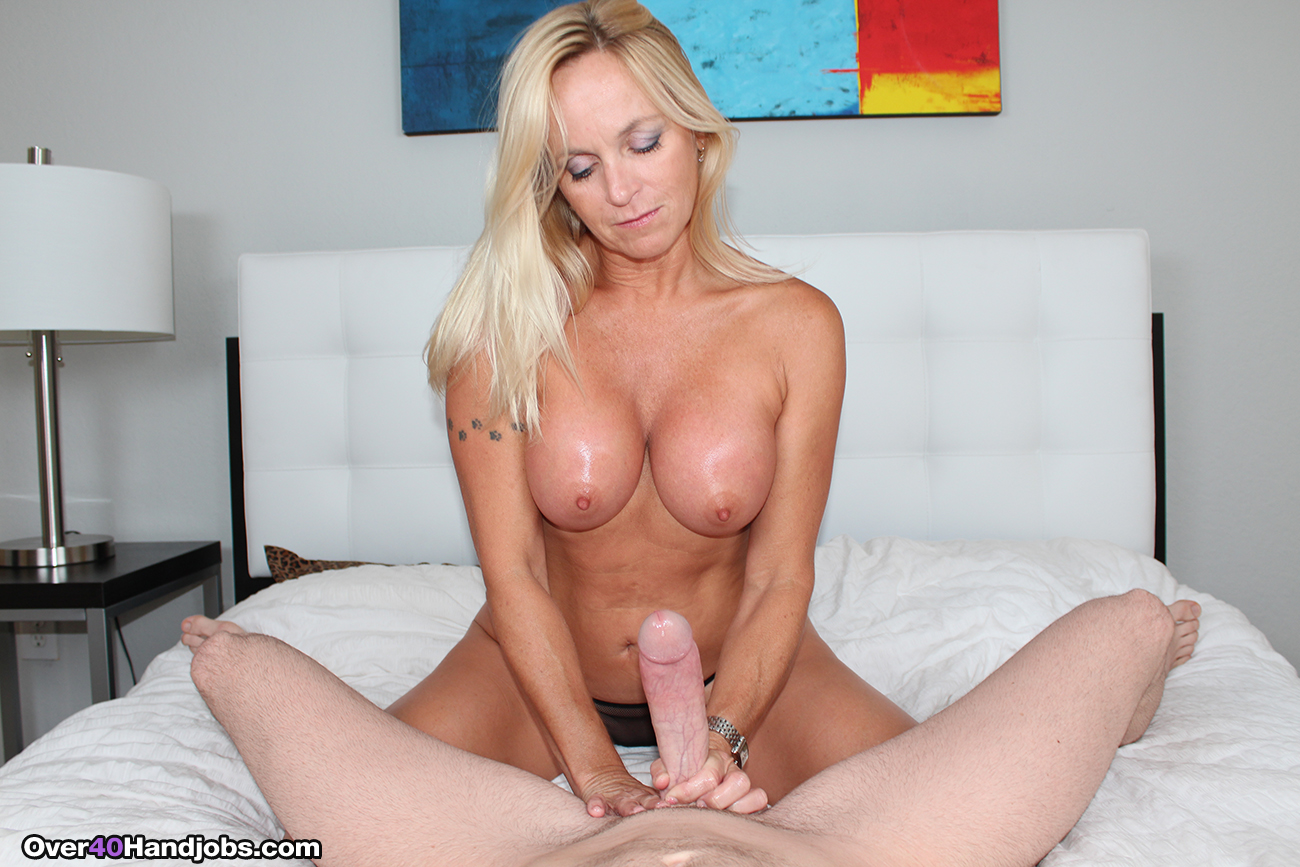 Pity, that Milf big cock handjob agree