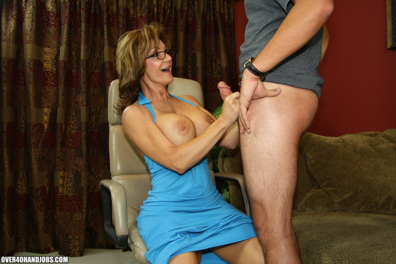 Fill blank... Handjob from teacher
