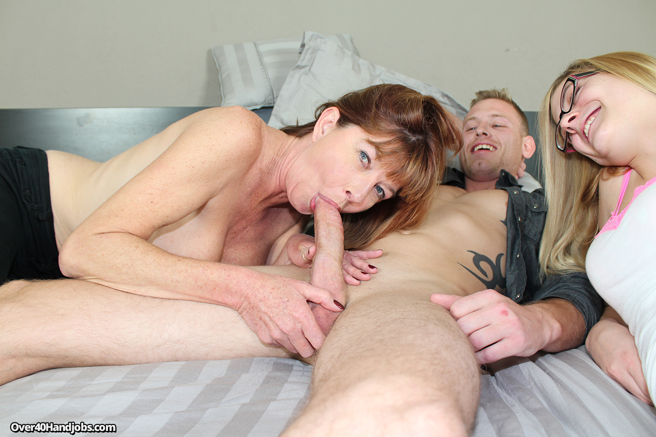 Free mature cfnm porn movies