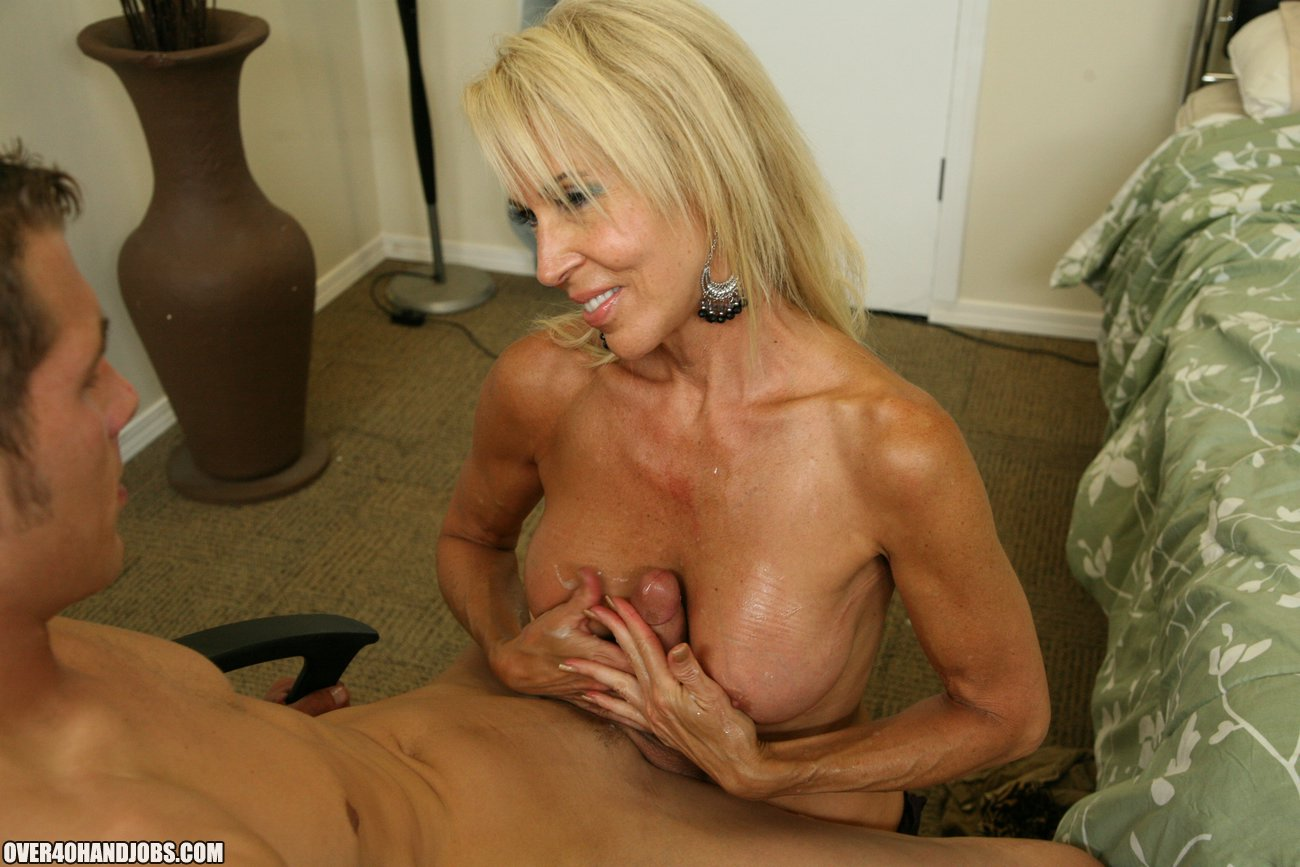Mature women handjobs tumblr