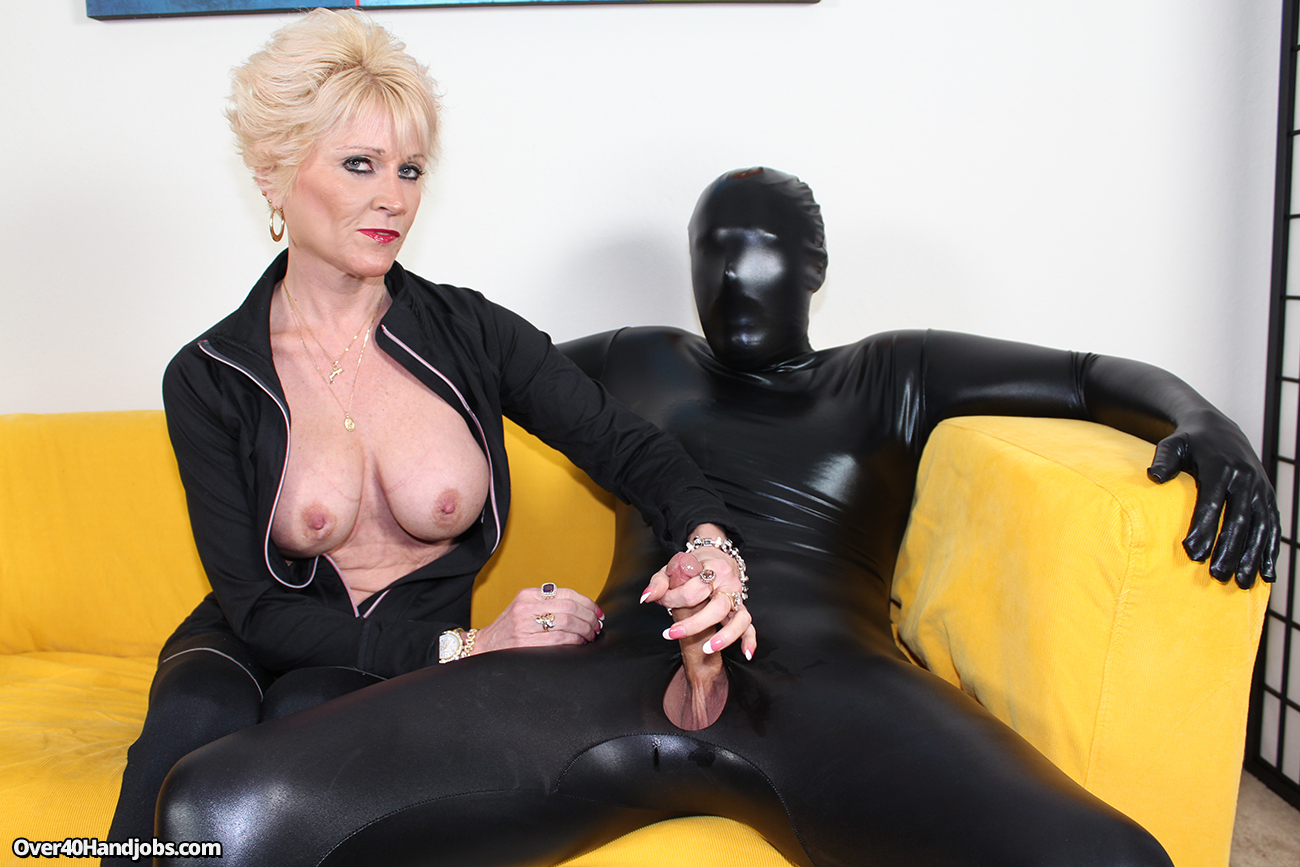 Mature obedient cock slave