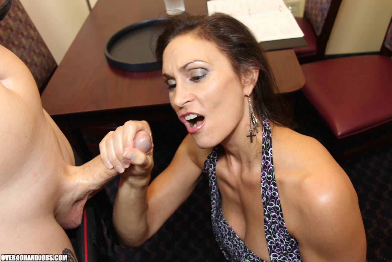 Milf Raven Lechance Tugs Jobs On A Step Son William - Over -2811