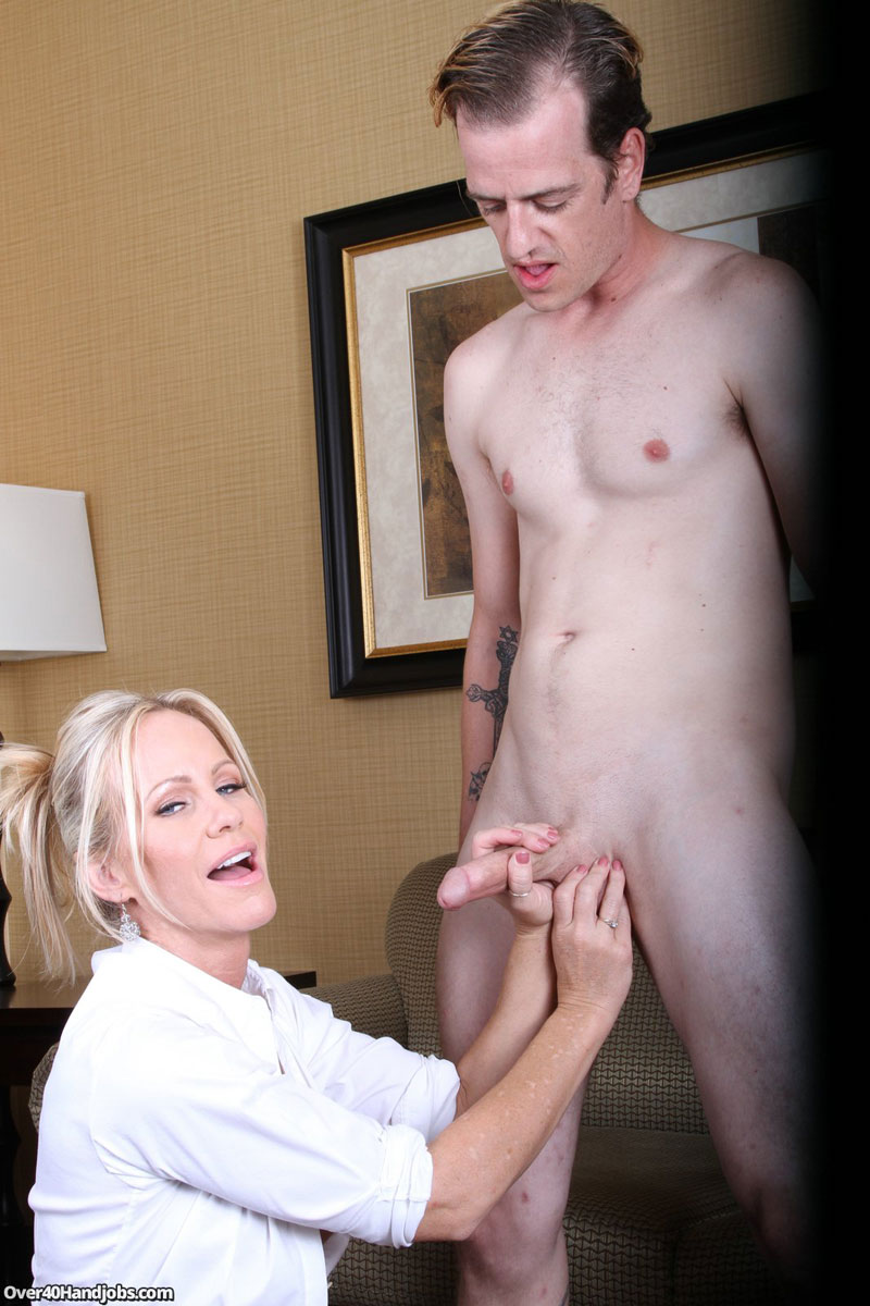 Milf Boy Handjob Video