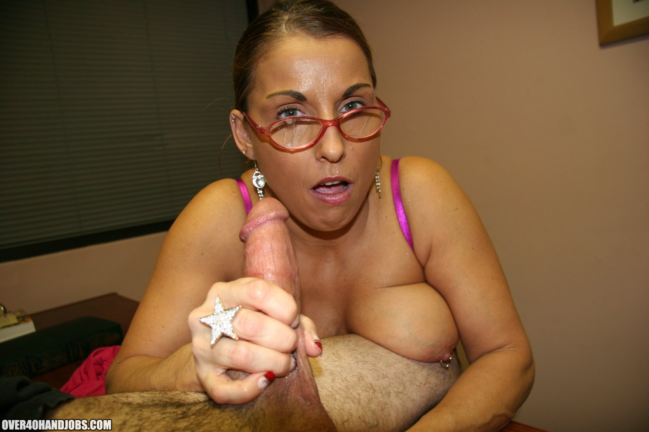 Stacy s mom handjob