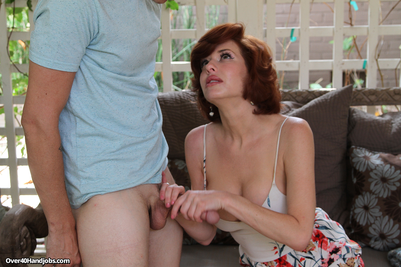Horny stepmom decides to give jason a bj 7