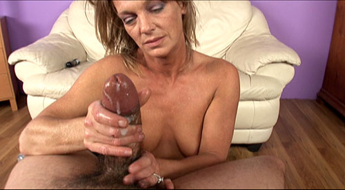 Mature cunt hand job tube