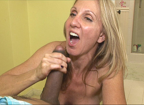 3 Mature Movies - Sexy over 40 mother Jenna Covelli is one slut mom. She likes to play with her sons friends and this week she plays with Thomas