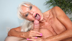 1 Mature Movies - Busty milf milks every last drop of cum from big cock