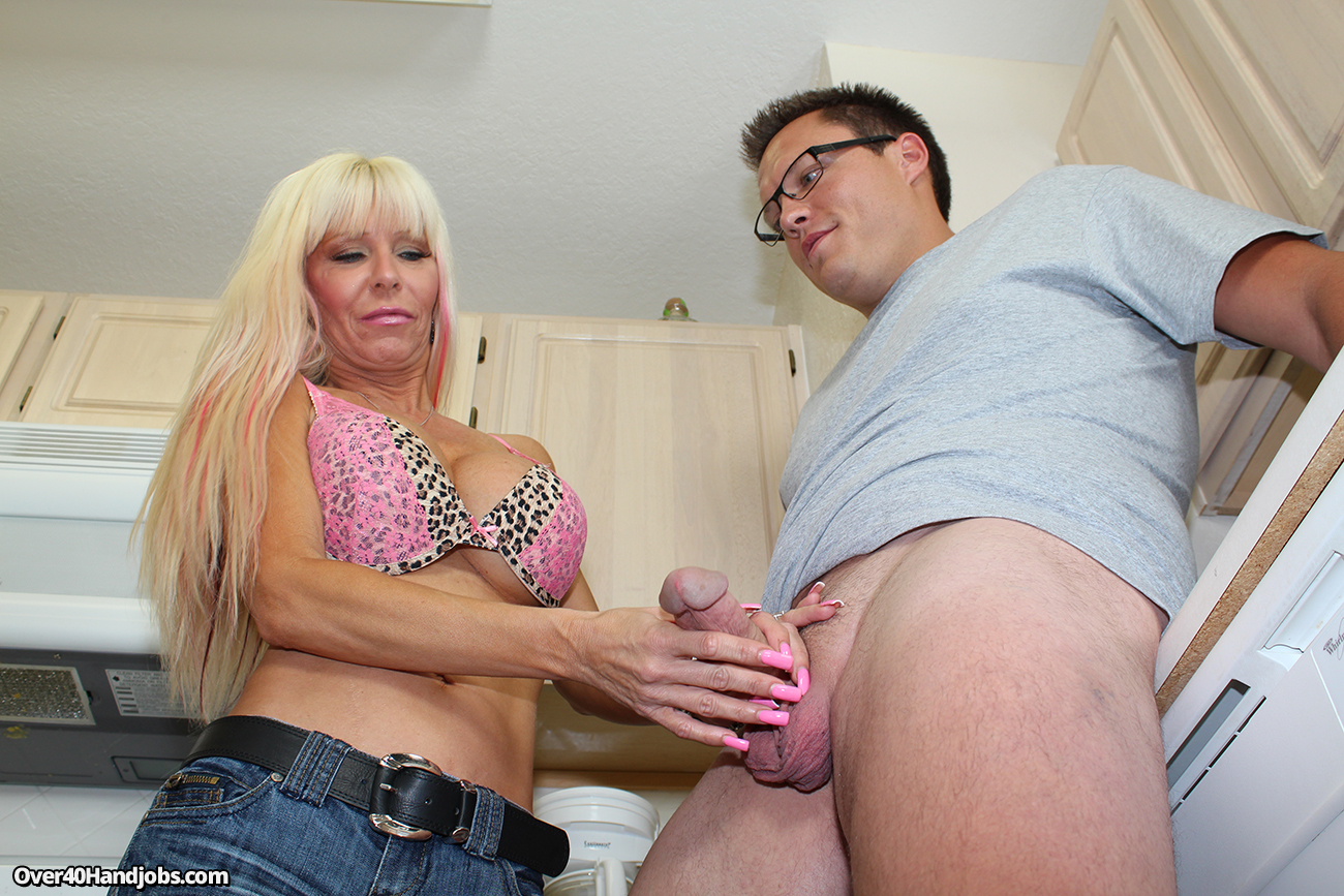 Milf rub and tug video-7021