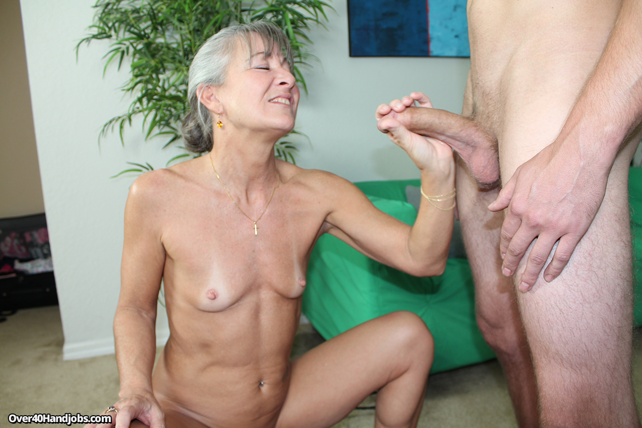 Grannies giving handjob pornhub 9