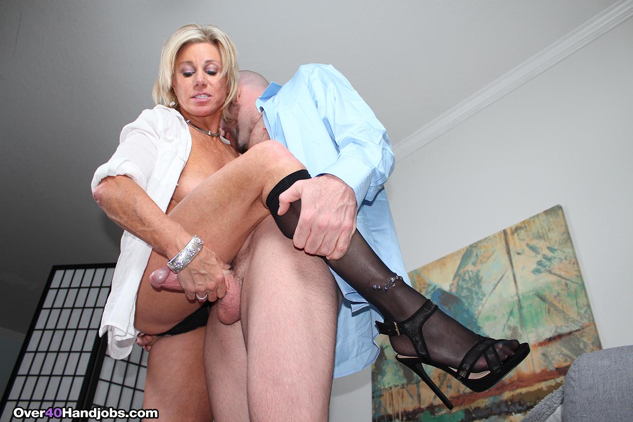 older female escorts handjob