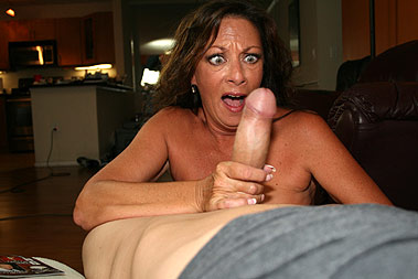 see horny milf margo jack off williams cock